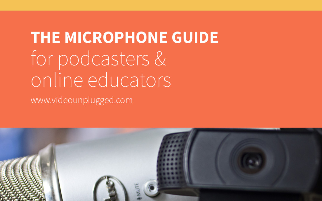 The Unofficial Microphone Guide