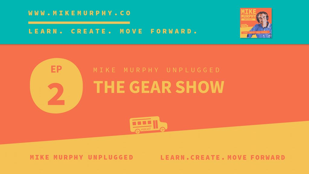 Ep02: The Gear Show