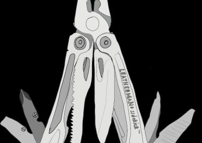 07: Leatherman Sidekick