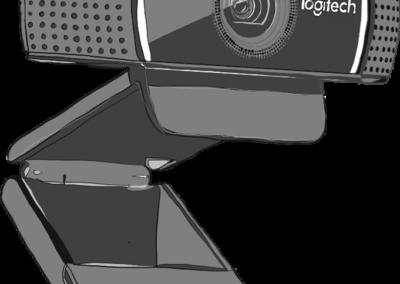 02: Logitech c920
