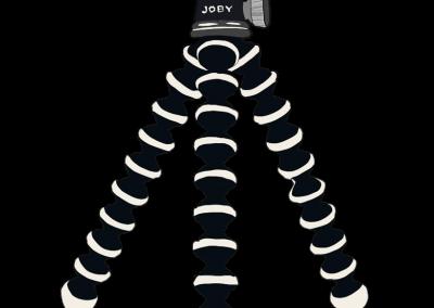 23: Joby GorillaPod