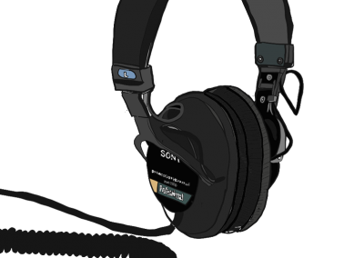 19: Sony MDR-7506